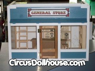 Finished Dollhouses