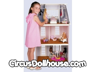 Barbie Dollhouses